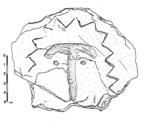 L'idole de la grotte Monier (Evenos, Var)