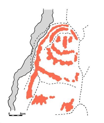 L'idole de la grotte Dumas (Ollioules, Var)
