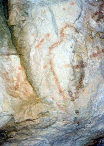 L'idole de la grotte Chuchy (Var)